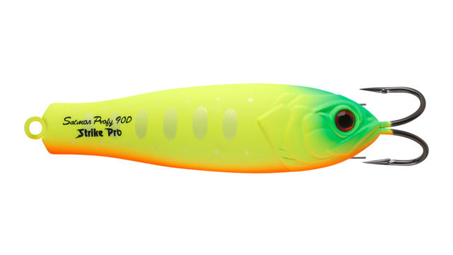 Блесна Strike Pro Salmon Profy 90CD A178S-CP (PST-03CD#A178S-CP, 90 мм, 22 гр)