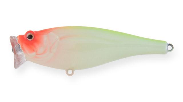 Поппер Strike Pro Sea Monster 80 A116L (SH-002A#A116L, 80 мм, 11 гр, плавающий)