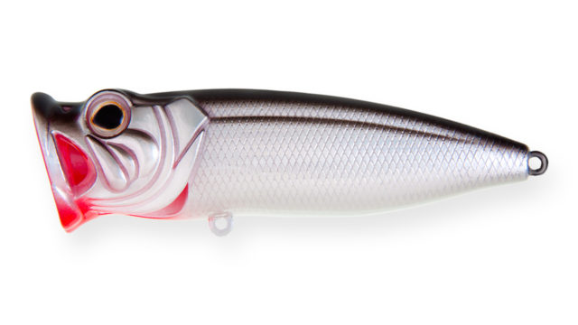 Поппер Strike Pro Pike Pop Mini 45 A010 (SH-002B#A010-EP, 45 мм, 4 гр, плавающий)