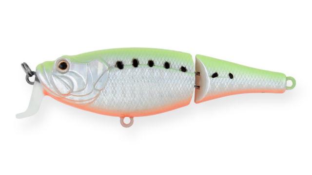 Воблер составной Strike Pro Cranckee Bass Joint 80 513-713 (SH-003AJ#513-713, 80 мм, 12.5 гр, плавающий, 0.5-1.5 м)