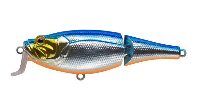 Воблер составной Strike Pro Cranckee Bass Joint 80 626E (SH-003AJ#626E, 80 мм, 12.5 гр, плавающий, 0.5-1.5 м)