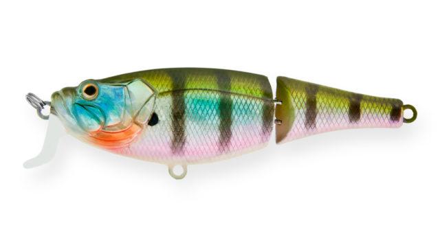 Воблер составной Strike Pro Cranckee Bass Joint 80 630V (SH-003AJ#630V, 80 мм, 12.5 гр, плавающий, 0.5-1.5 м)