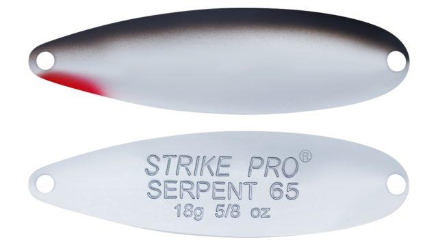 Блесна Strike Pro Serpent Treble 65H A010CPE-CP (ST-010A1#A010CPE-CP, 65 мм, 18 гр)