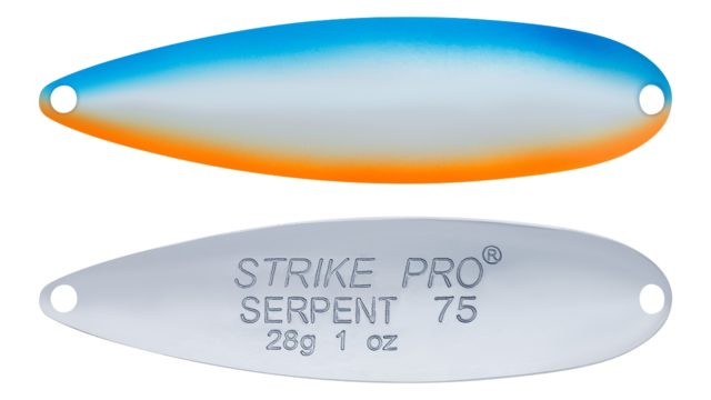 Блесна Strike Pro Serpent Treble 75H 626E-CP (ST-010B2#626E-CP, 75 мм, 28 гр)