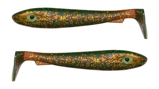 Мягкая приманка Svartzonker McRubber 21 С12 (100412, 210 мм, 88 гр, медленно тонущий)