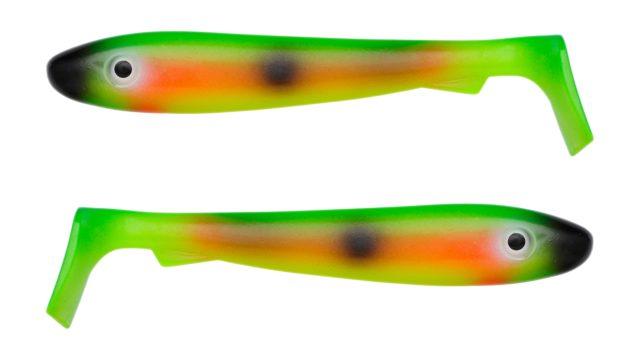 Мягкая приманка Svartzonker McRubber 21 С7 (100407, 210 мм, 88 гр, медленно тонущий)