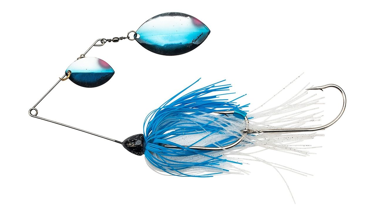 Спиннербейт Svartzonker Queen Kelly Spinnerbait 50g - Blue Silver (109504, )