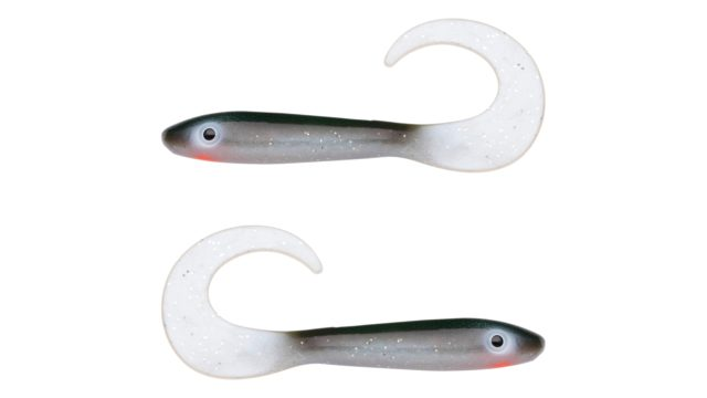 Мягкая приманка Svartzonker McRubber Tail 23 C1 (102901, 230 мм, 36 гр, медленно тонущий)