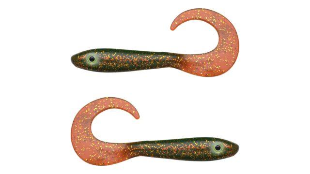 Мягкая приманка Svartzonker McRubber Tail 23 C12 (102912, 230 мм, 36 гр, медленно тонущий)