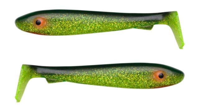 Мягкая приманка Svartzonker Big McRubber 25 C19 (100519, 250 мм, 116 гр, медленно тонущий)