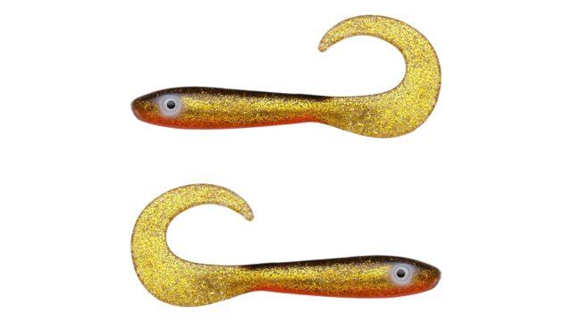 Мягкая приманка Svartzonker McRubber Tail 23 C2 (102902, 230 мм, 36 гр, медленно тонущий)