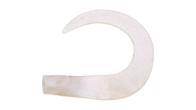 Хвосты Svartzonker McTail Glide Tail 14см 6,6гр 3шт - C4 Pearl White (106404, )