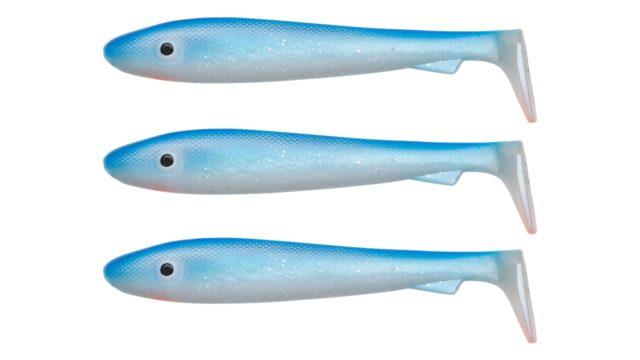 Мягкая приманка Svartzonker McRubber Big Bass C6 (100206, 125 мм, 22 гр, медленно тонущий)