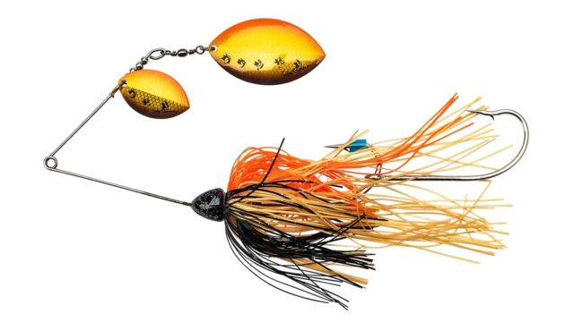 Спиннербейт Svartzonker Queen Kelly Spinnerbait 50g - Golden Shiner (109505, )
