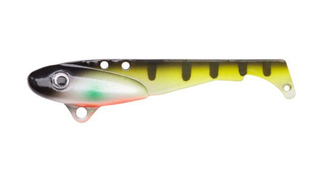 Блесна-цикада Svartzonker Vibrating McBass Perch (106606, 70 мм, 18 гр, быстро тонущий)