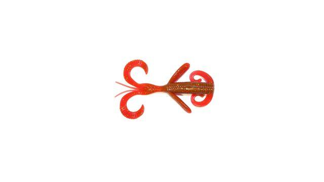 Каракатица Takedo TKS45 10см. D030 коричнево-вишневый с золот.бл.(5 шт) (TKS45#D030, )