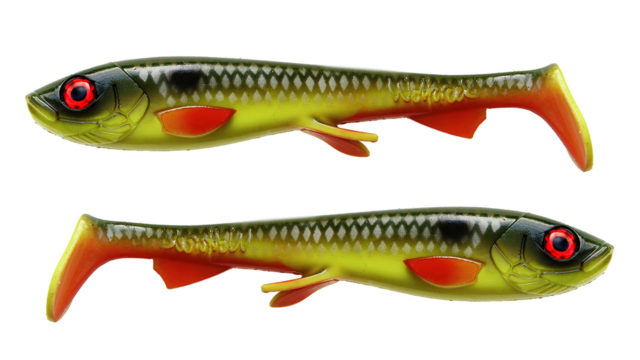 Мягкая приманка Wolfcreek Lures Wolfcreek Shad Jr WC017R (WCK-002A#WC017R, 170 мм, 50 гр, тонущий)